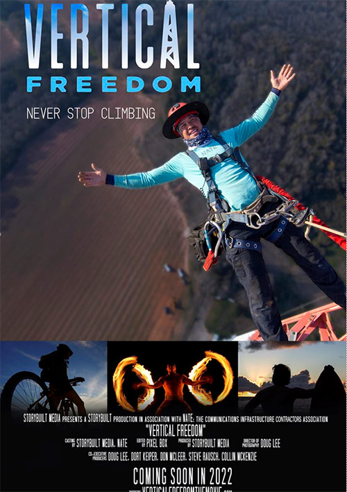 Vertical Freedom! A Feature Film!
